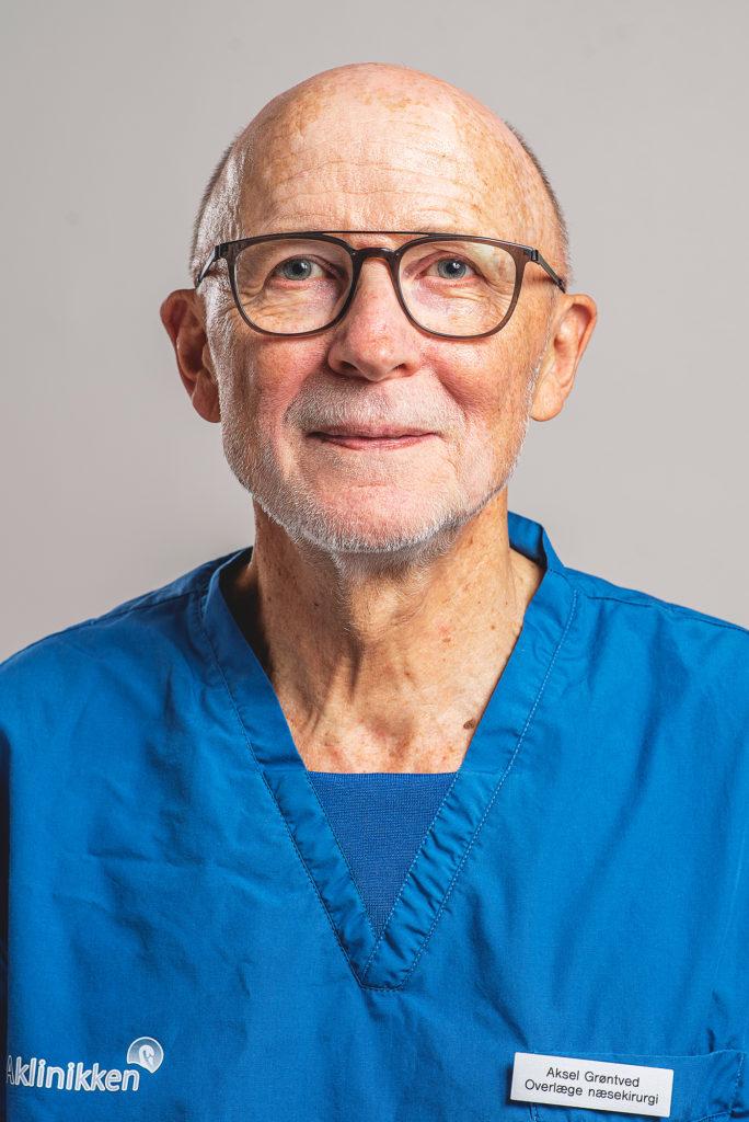 Aksel Grøntved Speciallæge i kosmetisk næsekirurgi