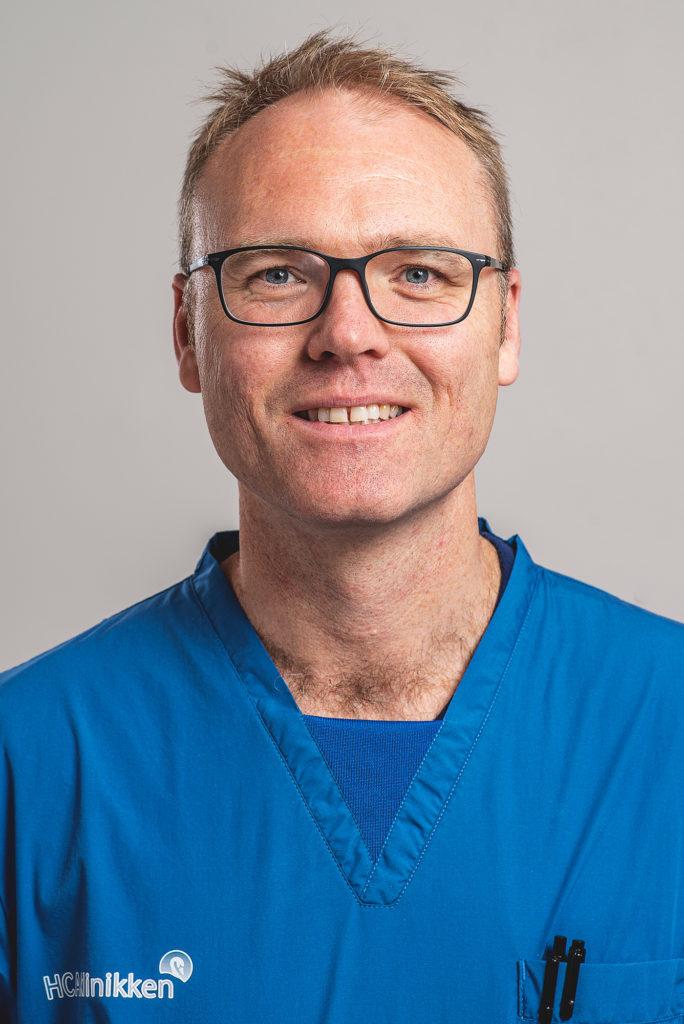 Alan Kimper-Karl Speciallæge i anæstesiologi Direktør