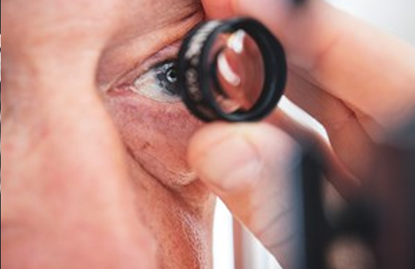 Øjenoperation