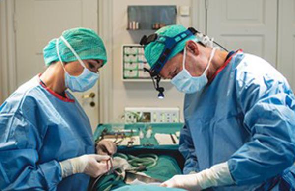 HCA klinikken operationsskue