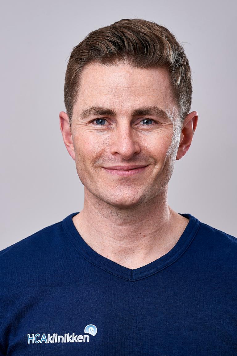 Speciallæge Rasmus Nygård Kristensen